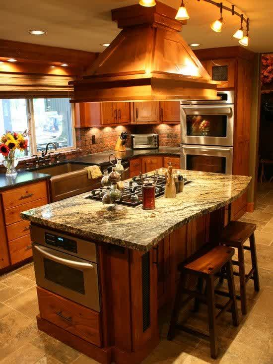 How to create perfect kitchens actual home - How to design the perfect kitchen ...