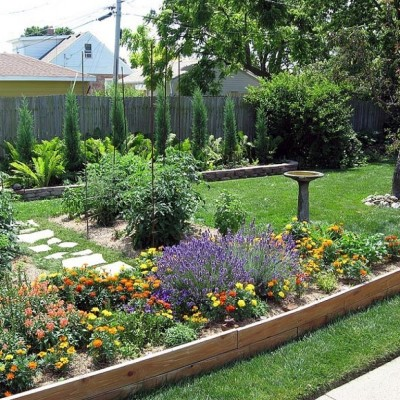 Cheap Landscaping Ideas For A Small Area In Your Home ... on Landscape Design Small Area id=66508