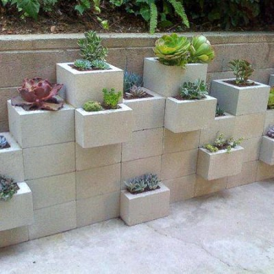 Unique Garden Ideas with Everyday Things