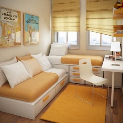 Small Bedroom Ideas To Make Your Room Look Bigger