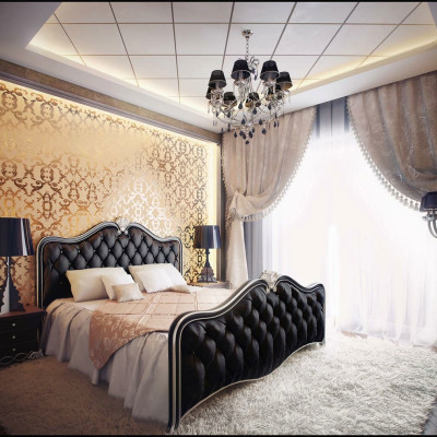 Bedroom Ideas Couples, For A Romantic Impression
