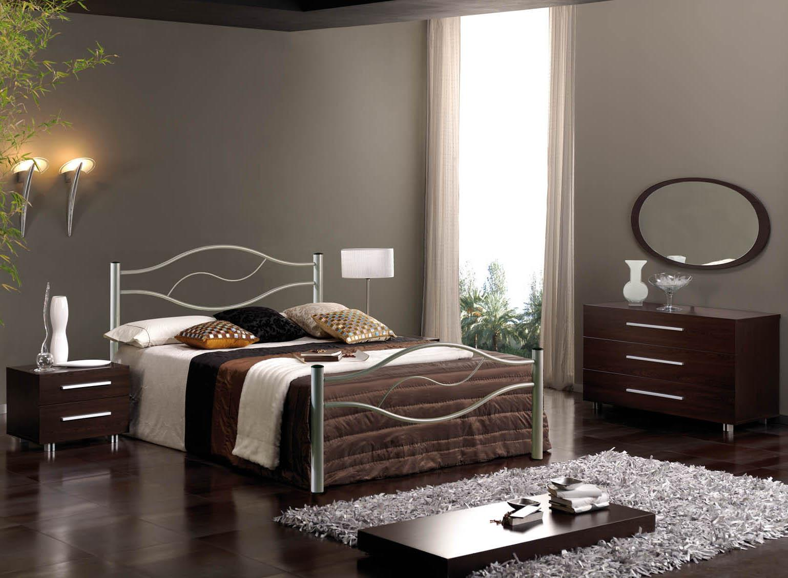 contemporary bedroom style