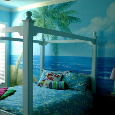 excellent girls beach bedroom decorating ideas | Beach Bedroom Design For Your Passion And Relaxation ...