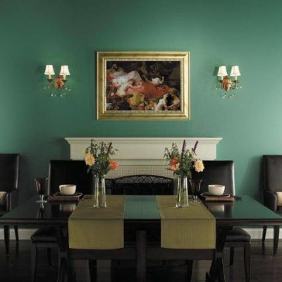 Popular Dining Room Wall Colors