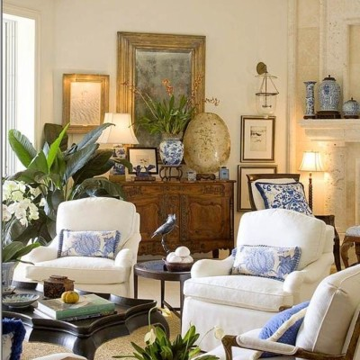 Tips For Designing Traditional Living Room Decor