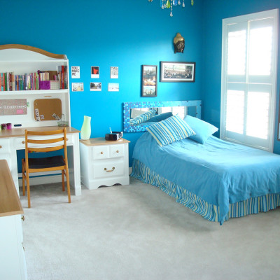 Smart Recycling For Girl Bedroom Designs